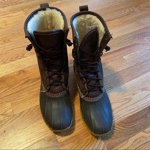L.L. Bean | Shearling Bean Boots